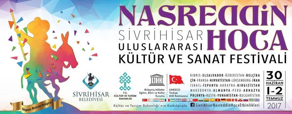 2017 nasreddin hoca festival - Uluslararası Nasreddin Hoca Şenlikleri