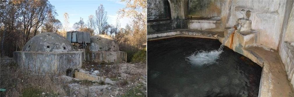 cardak hamam havuz - Çardak Hamamı Restore Ediliyor