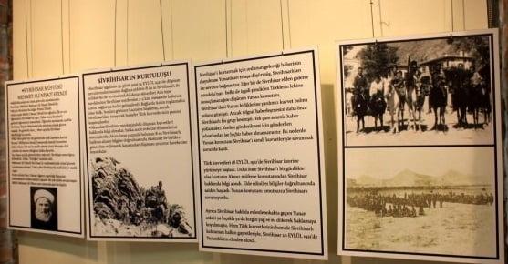 eskisehir sergi - Milli Mücadelede Cumhuriyetin Tanığı Sivrihisar ve Tarihi Sergisi