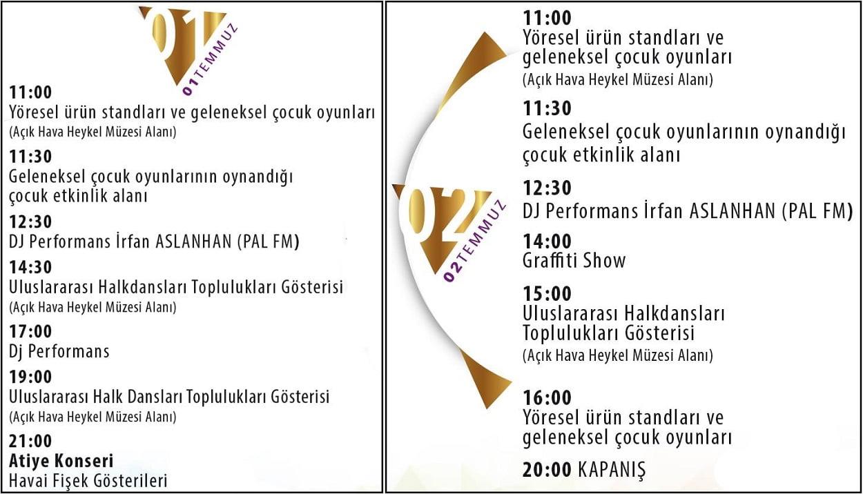 festival 1 2 temmuz - Uluslararası Nasreddin Hoca Şenlikleri