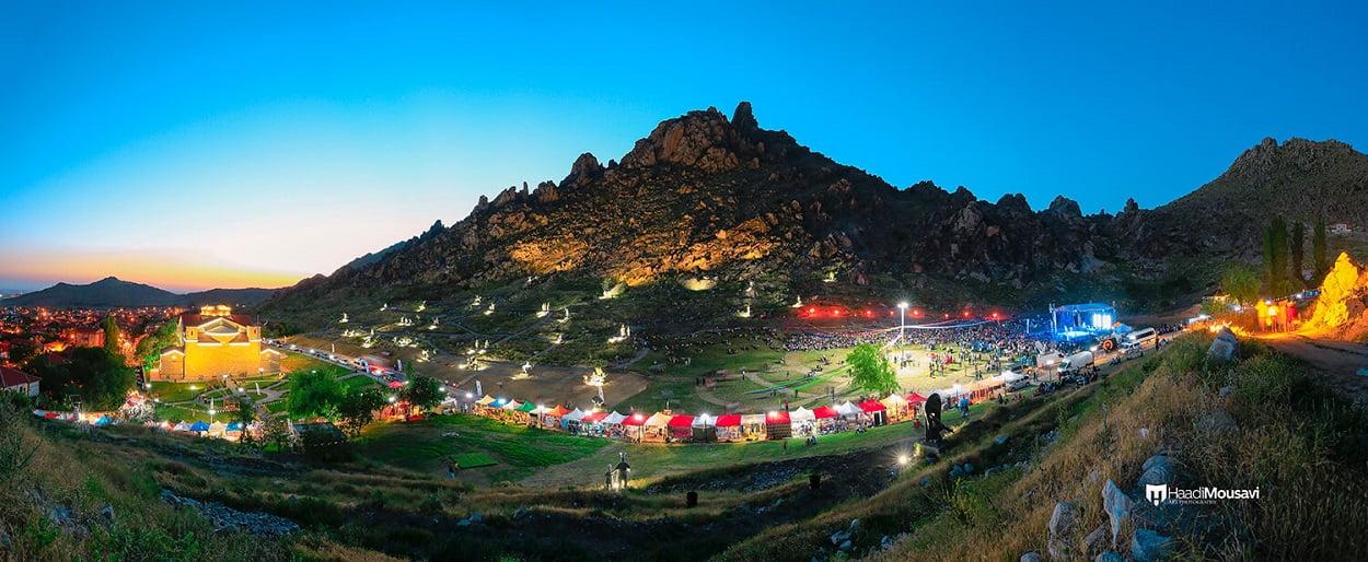 festival aksami - Uluslararası Nasreddin Hoca Şenlikleri