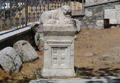 kybele - Antik Pessinus Kenti