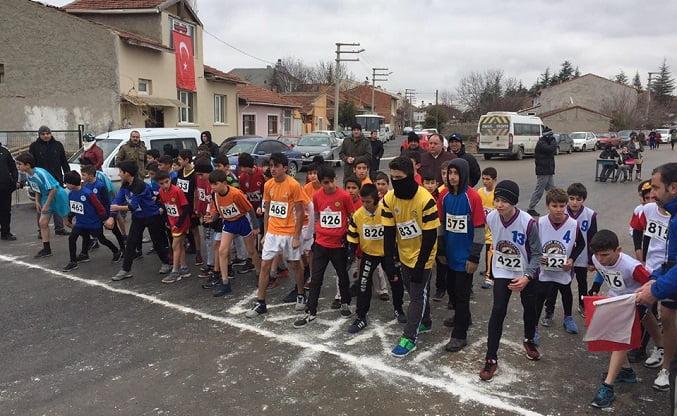 m.kaplan kros - Mehmet Kaplan Ortaokulu Kros Yarışması