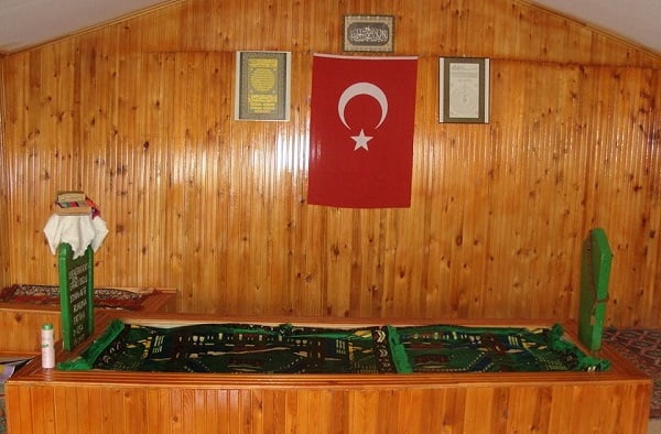 osman afif efendi turbe - Osman Afif Efendi