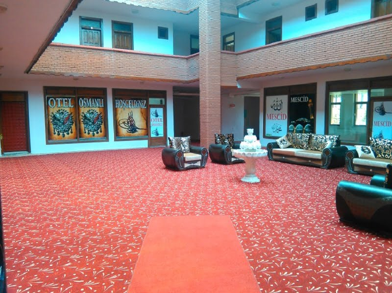 otel osm01 - Otel Osmanlı