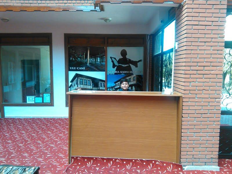 otel osm04 - Otel Osmanlı
