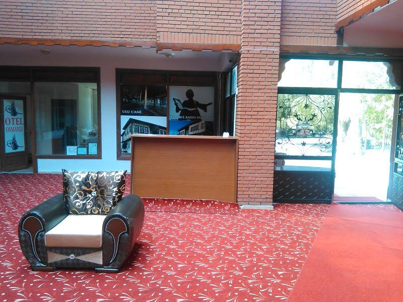 otel osm05 - Otel Osmanlı