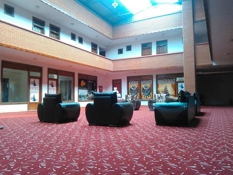 otel osm06 - Otel Osmanlı