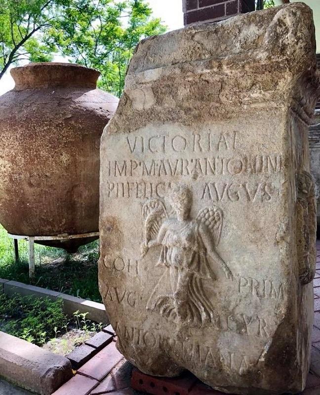 pessinus tarihi eser - Antik Pessinus Kenti