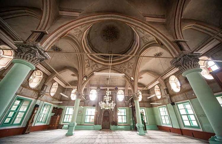 sivrihisar aziz mahmut mosque - Aziz Mahmud Hüdai Camii