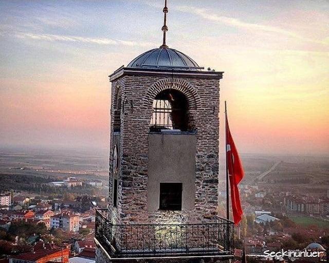 sivrihisar saat kulesi - Sivrihisar Clock Tower