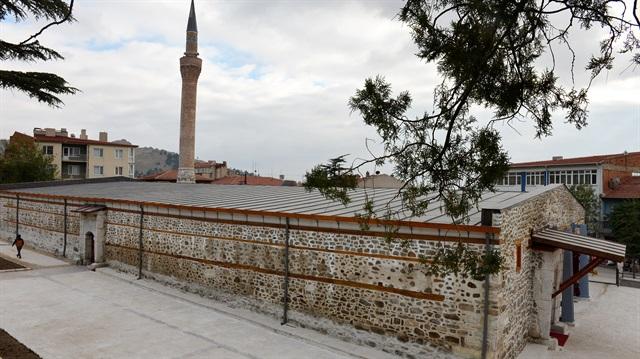 ulucami arkasi - Sivrihisar Grand Mosque