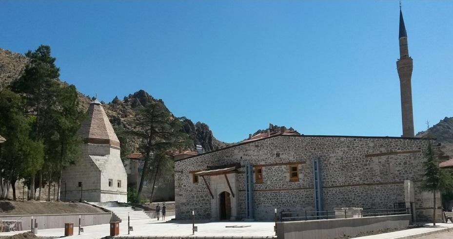 ulucami new - Sivrihisar Grand Mosque
