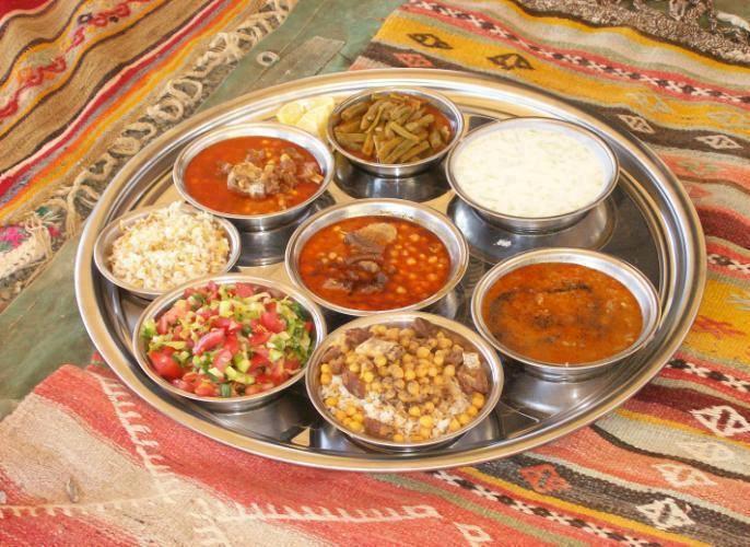 yemekler 1 - Sivrihisar'ın Neyi Meşhur